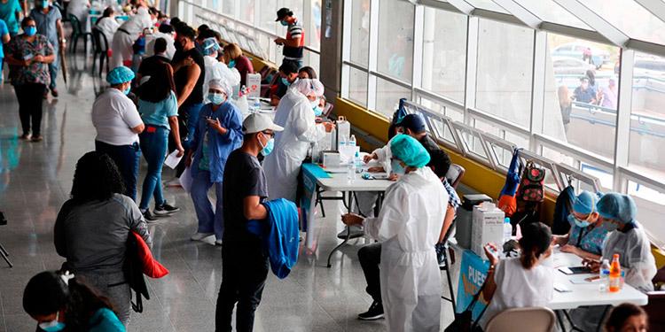 Las autoridades de la Secretaría de Salud en conjunto con la Secretaría de Educación y confirmaron los municipios para la inoculación.
