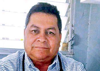El doctor Carlos Alberto Coello Zelaya es otro de los ángeles de la pandemia, un héroe de capa blanca que murió a causa del Covid 19.