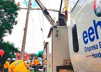 La EEH opera un contrato del sistema energético en el país.