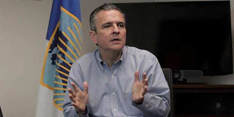 """Eduardo Almeida, """"las ZEDE es  un tema político y controversial""""."""