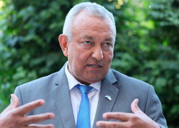 El embajador de Honduras en Israel, Mario Castillo.