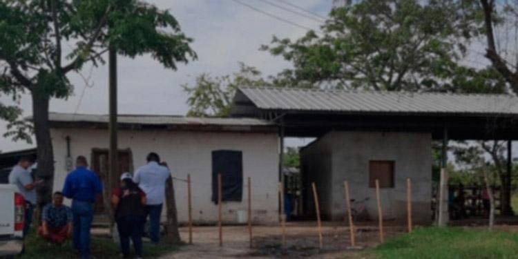 Vecinos señalaron desconocer que los cadáveres de la pareja estaban en el interior de la vivienda.