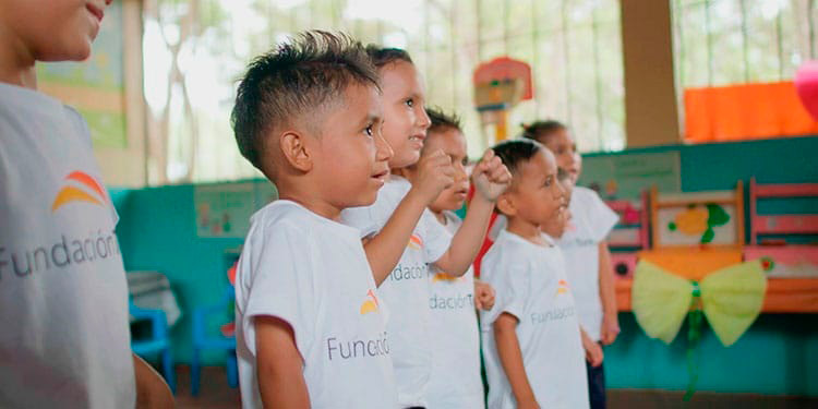 La educación es uno de los principales pilares en la labor de responsabilidad social de la Fundación Terra.