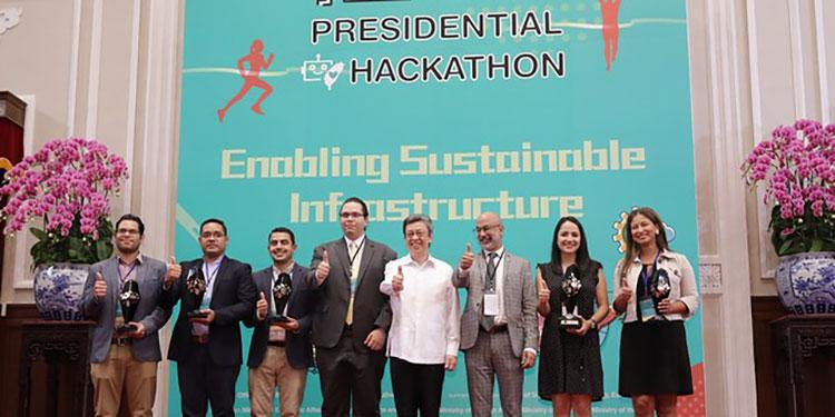 """Cabe destacar que el equipo """"La Iniciativa de Transparencia en Infraestructura"""" (CoST Honduras) que participó por Honduras en la primera edición de este concurso en el año 2019 fue el ganador del evento."""