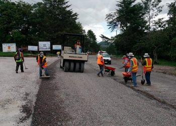 Los primeros 3 grupos de trabajo se encuentran realizando obras básicas en el tramo I.