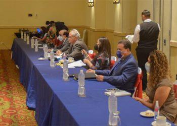 """El director general adjunto de la Oficina de Asuntos de América Latina y el Caribe, Choi Jong Uk, manifestó que """"Honduras es un socio muy importante en la cooperación de desarrollo de Centroamérica""""."""