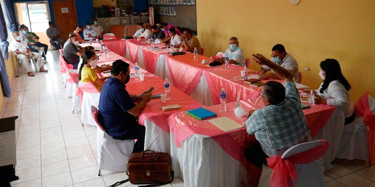 La alcaldía de Juticalpa, a través de la Iglesia de Cristo, solicita las vacunas para nueve municipios de Olancho.