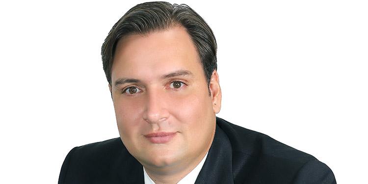 Javier Rodas nuevo CCO.
