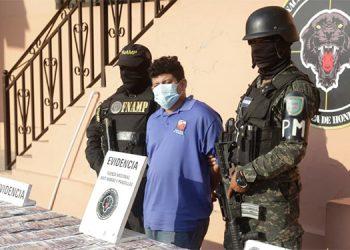 """Ernesto Luis Rivera Aceituno (27), alias """"Lucho"""", supuesto """"ranflero"""" de la pandilla 18."""