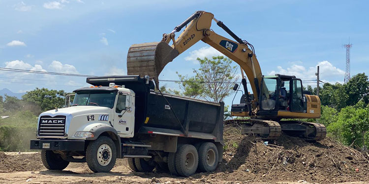 Al menos quedan 42 botaderos por limpiar de los escombros que dejaron las tormentas tropicales en noviembre del año pasado.