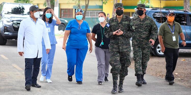 Dispondrán las instalaciones de la 105 Brigada para la quinta jornada de vacunación anticovid-19.