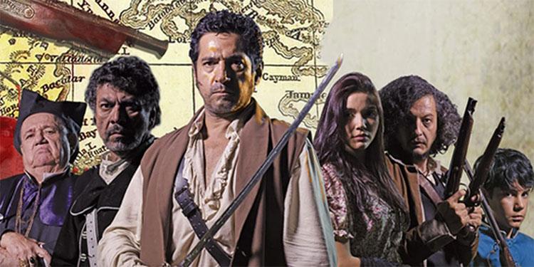 La película Morazán destacó a nivel internacional, debido a la buena aceptación que tuvo entre el público.