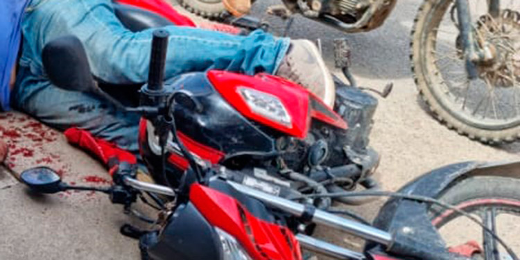 La víctima falleció instantáneamente debido a las heridas mortales propinadas durante el ataque.