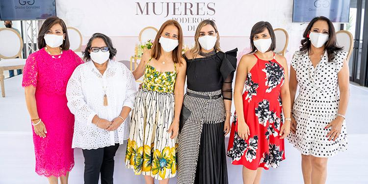 Nubia Mendoza, Tania Hernández, Suyapa Sosa, Fanne Medrano, Pilli Luna, Vilma Reyes