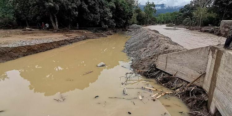 Visión Mundial y el SANAA indicaron que se ocupa un millón 800 mil lempiras para los proyectos de agua de unas 26 comunidades de la zona oriental.