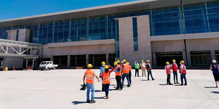 Una inversión de 460 millones de dólares se hace en el aeropuerto de Palmerola y el Canal Seco.