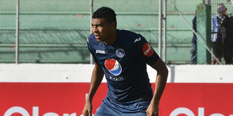 Sergio Peña no seguirá en Motagua la próxima temporada.
