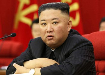 Kim Jong Un.  (LASSERFOTO  AFP)