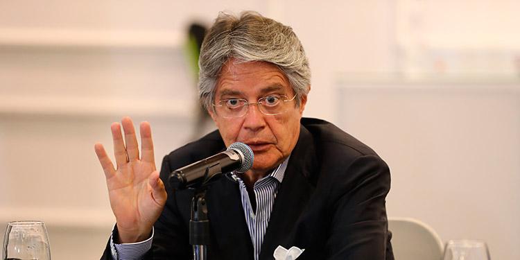 Guillermo Lasso. (LASSERFOTO EFE)