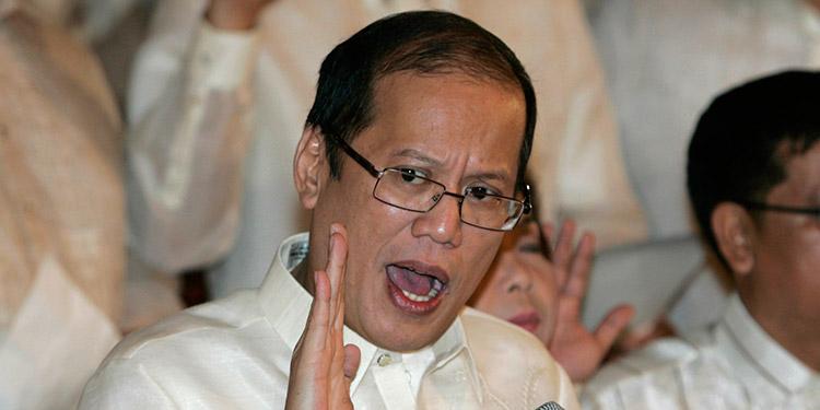 Beningno Aquino III. (LASSERFOTO AP)