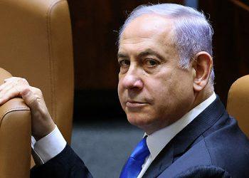 Benjamín Netanyahu. (LASSERFOTO AFP)