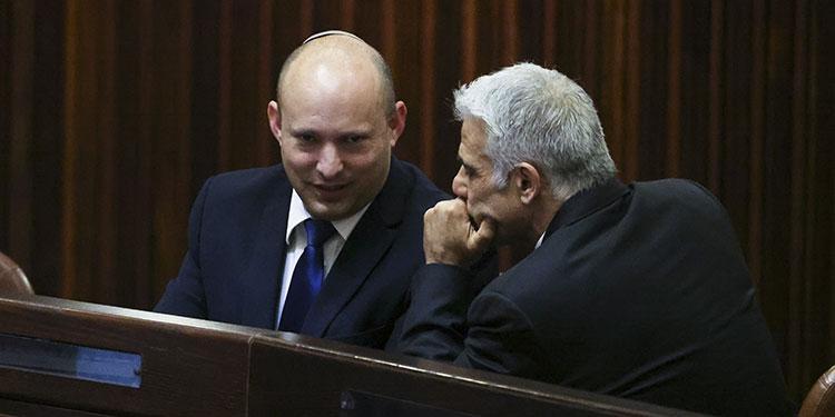 El parlamento israelí se pronunciará el domingo sobre el futuro gobierno del país, última etapa antes de que una nueva coalición suceda en el poder al actual primer ministro Benjamín Netanyahu   (LASSERFOTO AP)
