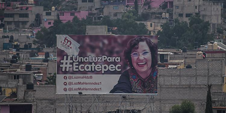México renovará este domingo su Cámara de Diputados y unos 20,000 cargos locales, en una elección marcada por los estragos de la pandemia y la violencia. (LASSERFOTO AFP)