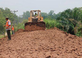 8 mil familias serán beneficiadas con la nueva represa.