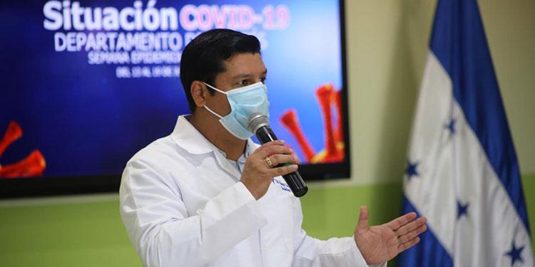 Las autoridades socializan las jornadas de vacunación en 12 municipios de Cortés.