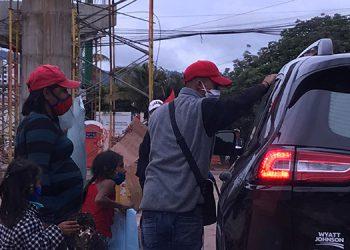 Las estadísticas oficiales de desempleo, contrastan con el aumento del comercio informal y mendicidad que se observa en las principales ciudades del país.