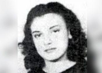 Teresina Rossi, 1954.