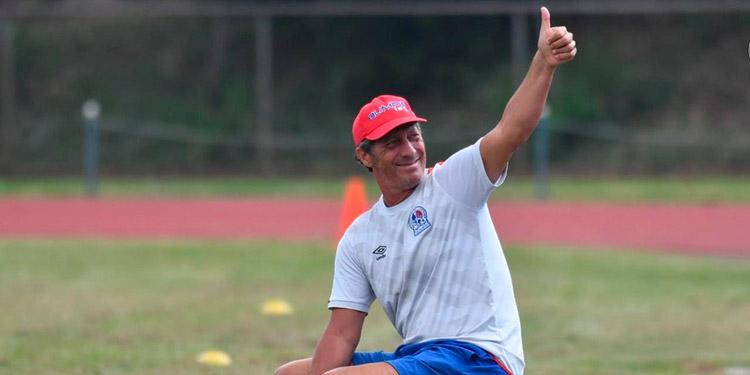 Pedro Troglio.