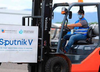 En Honduras por medio del Programa Ampliado de Inmunizaciones (PAI), se trabaja desde hace más de un mes con la aplicación del primer componente de Sputnik V.