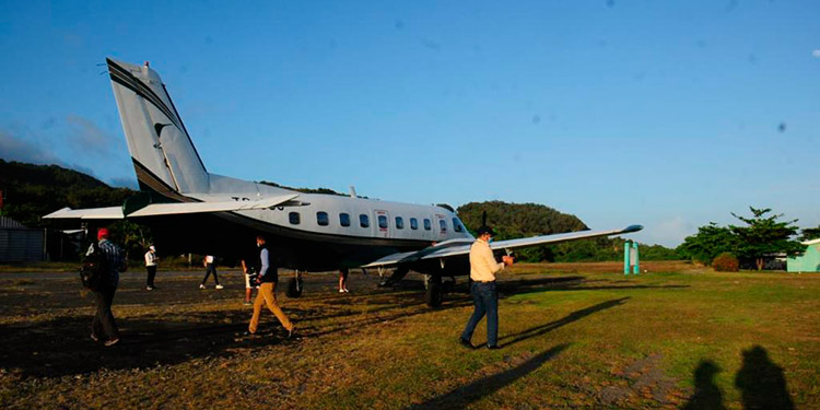 El proyecto busca impulsar los aeródromos como parte de las acciones que se realizan para reactivar el rubro del turismo interno.