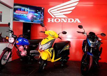 Honda DIO, XBLADE y CG110, los tres nuevos modelos de Didemo para todos sus clientes.
