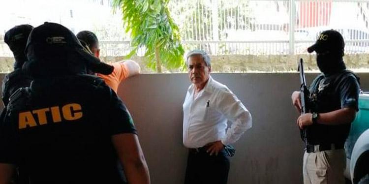 Marco Tulio Martínez Casco, alcalde de Tatumbla.