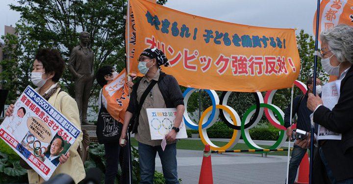Todo está listo para los juegos olímpicos de Tokyo, pese a la pandemia.