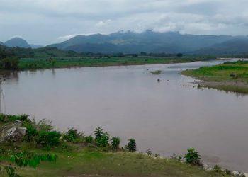 Según la Comisión del Valle de Sula, el aumento del caudal del Ulúa y Chamelecón no debe alarmar a los poblados de las riberas de los afluentes.