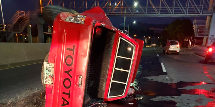 791 personas han perdido la vida en accidentes de tránsito este año.