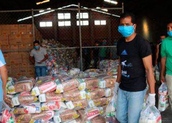 Un convenio solidario para beneficiar a familias hondureñas que viven en situación de pobreza extrema y vulnerabilidad.