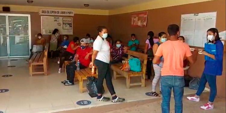 Autoridades del Hospital Hermano Pedro pidieron a la población mantener las medidas de bioseguridad para evitar contagios de COVID-19.