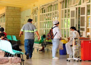 En los próximos días las autoridades habilitarán tres centros de estabilización para pacientes COVID-19 y descongestionar hospitales y triajes de la capital.