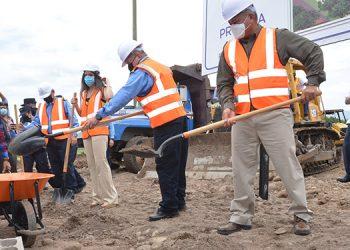 El 5 de noviembre del año en curso será inaugurado el inmueble que ya se construye.
