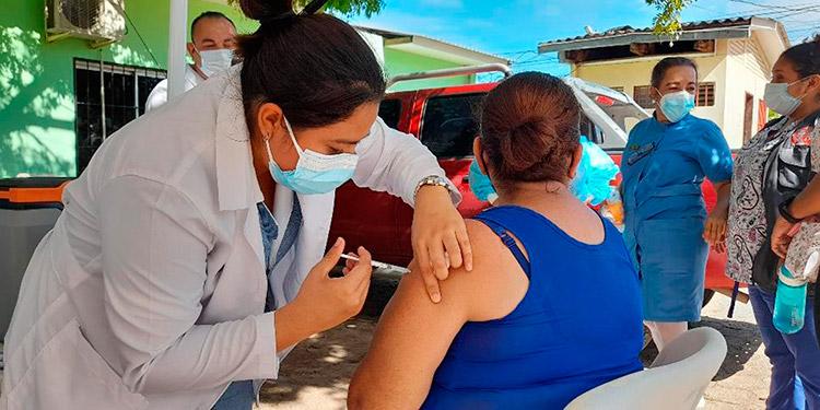 """La jornada de """"Vacunatón"""" se estará realizando en Choluteca entre el 7 y 8 de agosto y se darán a conocer los lugares de inoculación."""