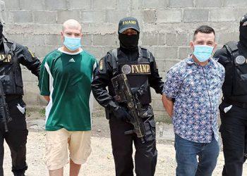 """La FNAMP ejecuta fuertes operaciones en zonas """"calientes"""" y ayer fueron detenidos dos miembros de la pandilla 18."""