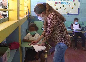 1,125 centros educativos son intervenidos este año.