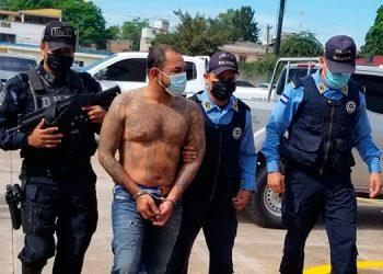 Este sujeto tenía doble identidad, pero igualmente fue detenido por la DPI, gracias a investigaciones.