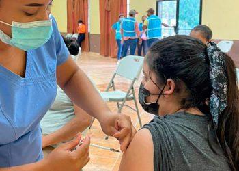 La campaña de vacunación inició el 7 de julio y finalizará el 31 de este mismo mes.