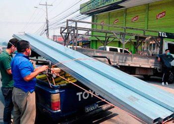 Muchos de los aumentos según dirigentes de la construcción se deben a los problemas de importación de productos.