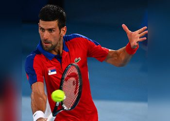 El serbio intentaba convertirse en el primer tenista en convertirse cuatro Grand Slam y el oro olímpico.